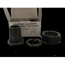 Адаптер Ду 25 без покрытия (штуц с резб)